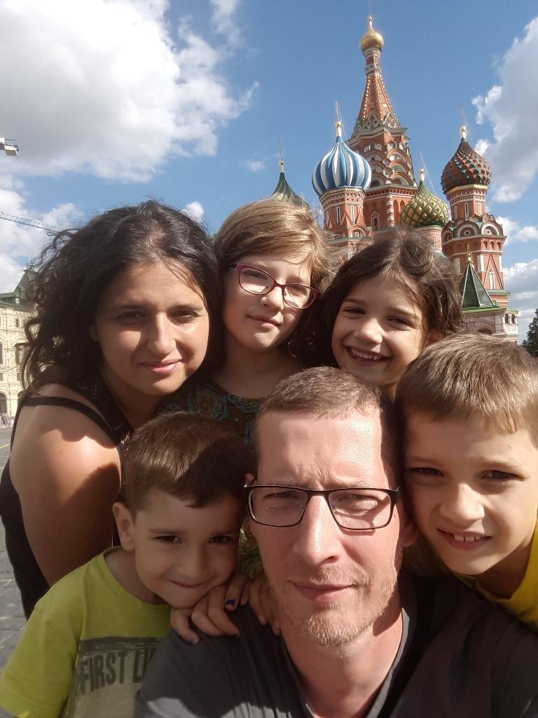 La Russie et nous !