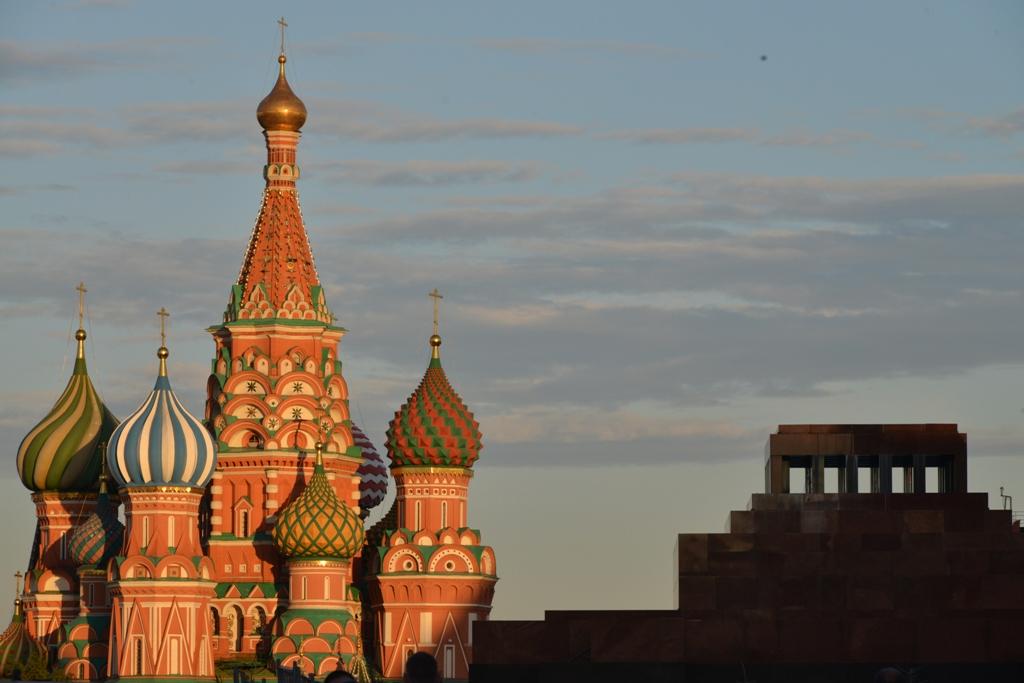 Les aventures moscovites