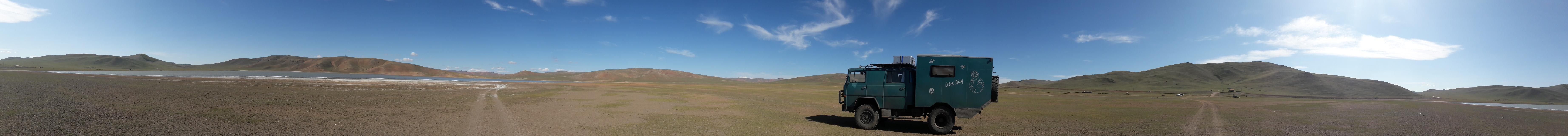 Panoramas de Mongolie