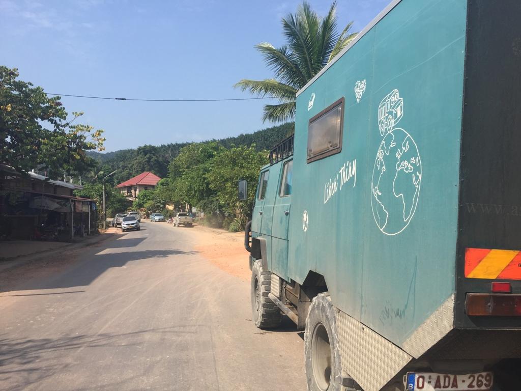 Laos, en roues libres …