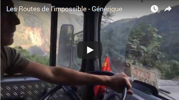 Les Routes de l'impossible – Teaser