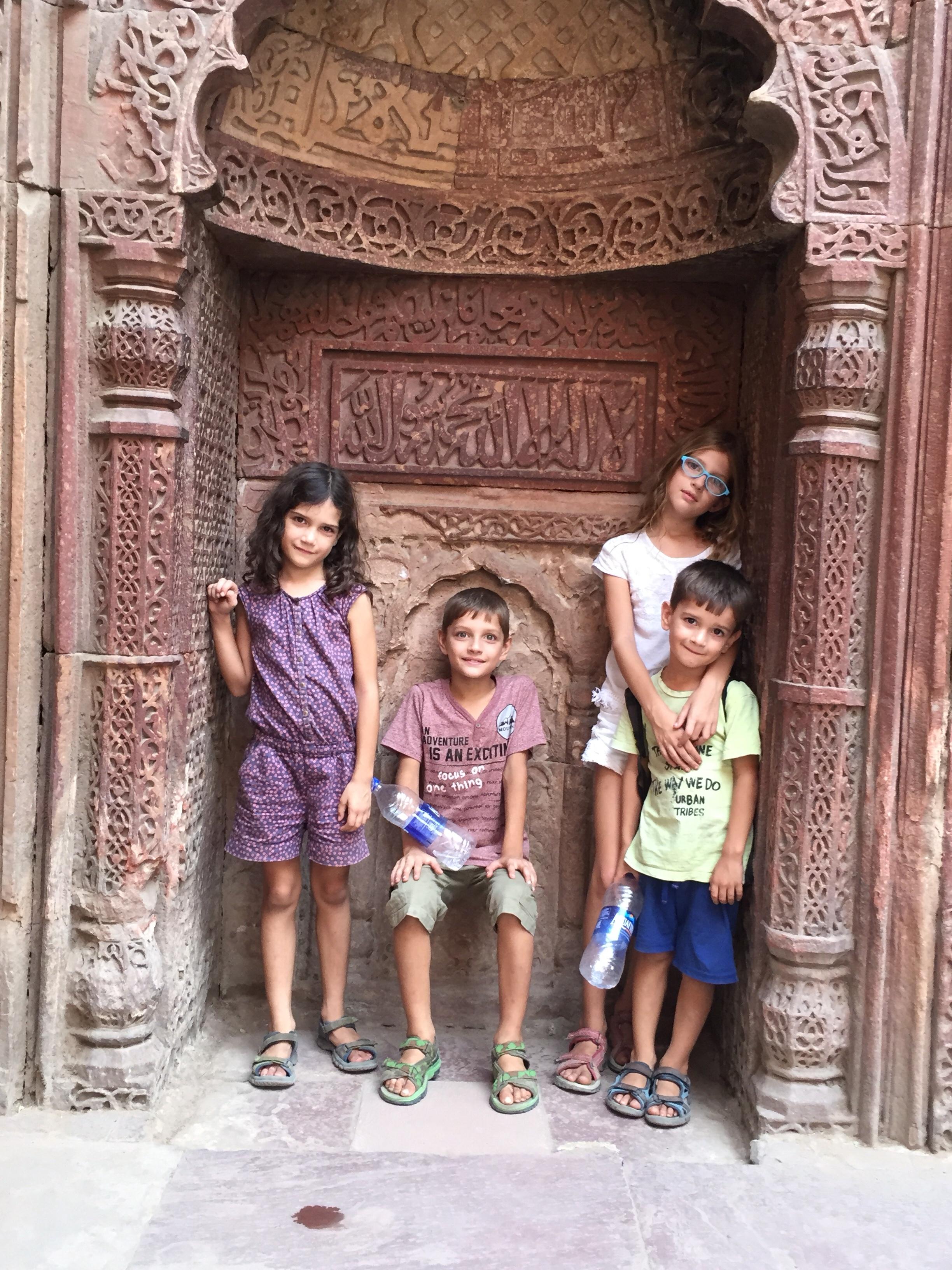 Quizz sur l'Inde, par les 4 A's.